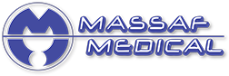 Logotipo Massaf Medical