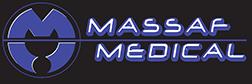 Logotipo Massaf Medical